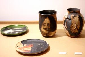 Deutes pendents no tan sols amb Lluís Clapés, ceramista: Tres exposicions ho fan veure 2