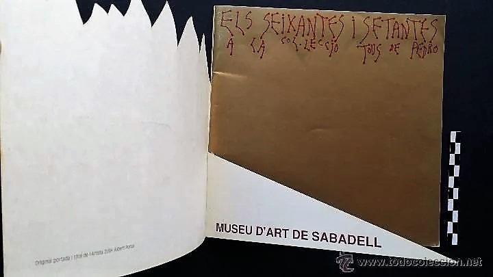 Barcelona se enriquece gracias a un desprecio municipal de Sabadell: El Macba ha recibido la mayor donación de su historia 2